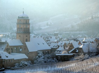 Noël et neige