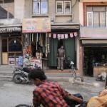Rue ˆ Katmandou/street in Kathmandu