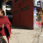 Femme nŽpalaise ˆ Katmandou/nepalese woman in Kathmandu