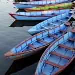 Barques ˆ Pokhara NŽpal