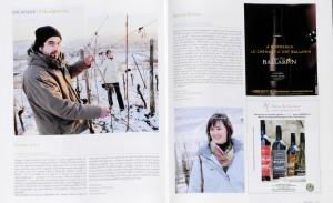 magazine _Terre de Vins_ 2